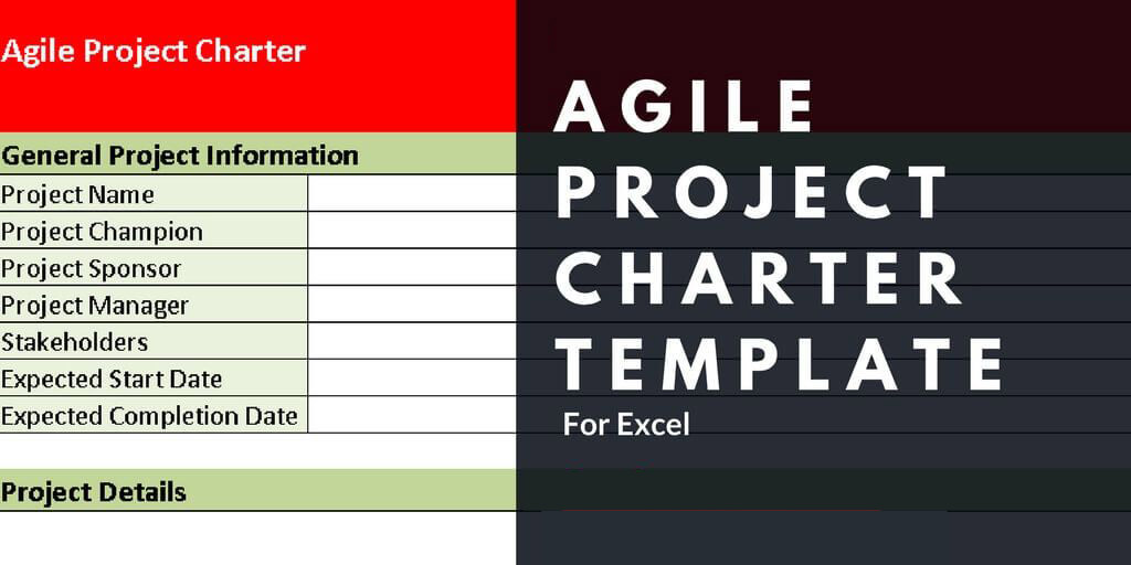 Agile Project Charter Template